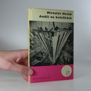 náhled knihy - Anděl na kolečkách