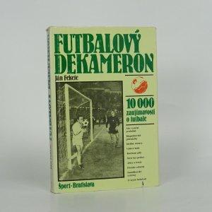 náhled knihy - Futbalový dekameron