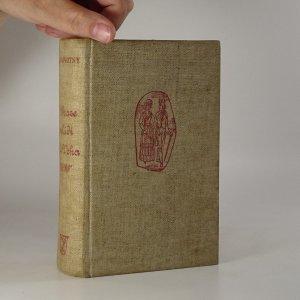 náhled knihy - O Praze mládí F. L. Věka 1757 - 1792