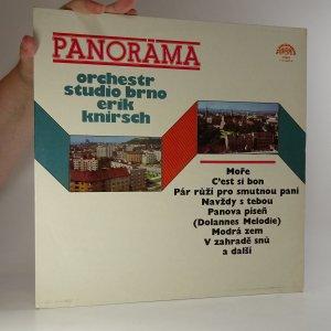 náhled knihy - Erik Knirsch, Orchestr Studio Brno: Panorama