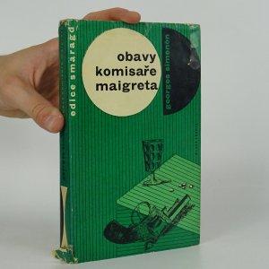 náhled knihy - Obavy komisaře Maigreta