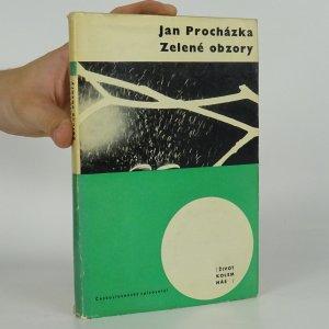náhled knihy - Zelené obzory