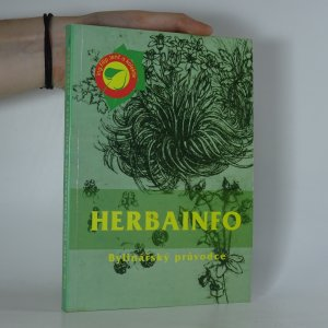 náhled knihy - Herbainfo. Bylinářský průvodce