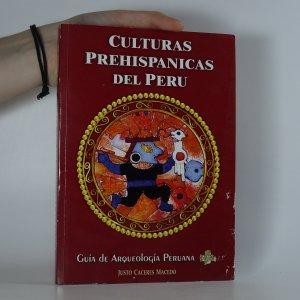 náhled knihy - Culturas prehispanicas del Peru