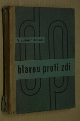 náhled knihy - Hlavou proti zdi : román