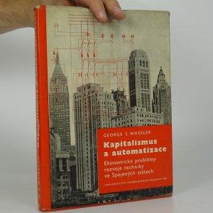 náhled knihy - Kapitalismus a automatizace