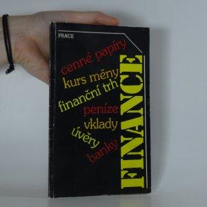náhled knihy - Finance