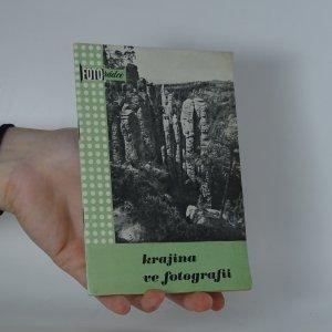 náhled knihy - Krajina ve fotografii