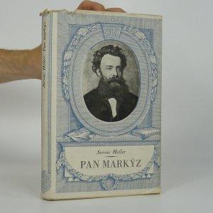 náhled knihy - Pan markýz