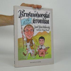 náhled knihy - Krušnohorská kronika