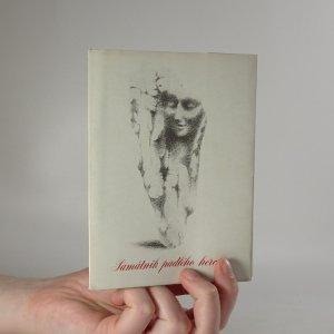 náhled knihy - Památník padlého herce