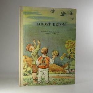 náhled knihy - Radosť deťom