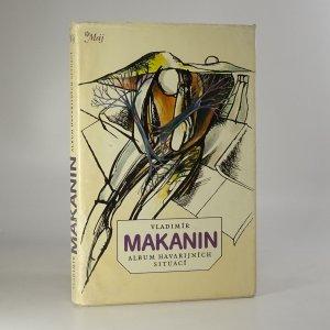 náhled knihy - Album havarijních situací