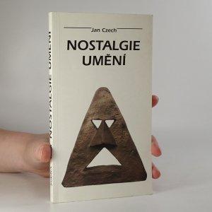 náhled knihy - Nostalgie umění