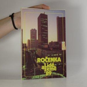 náhled knihy - Lidé a země '89. Ročenka populárně vědeckého zeměpisného a cestopisného měsíčníku