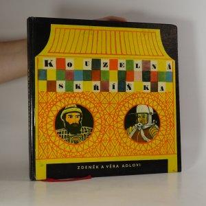 náhled knihy - Kouzelná skříňka