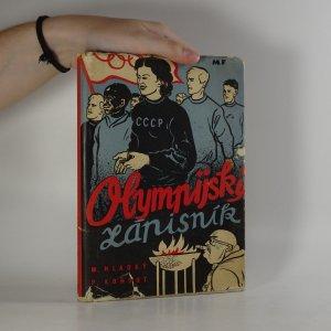 náhled knihy - Olympijský zápisník