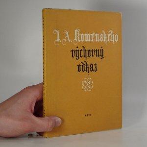náhled knihy - Jana Amose Komenského výchovný odkaz
