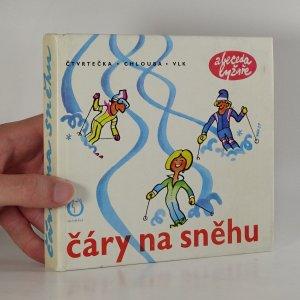 náhled knihy - Čáry na sněhu