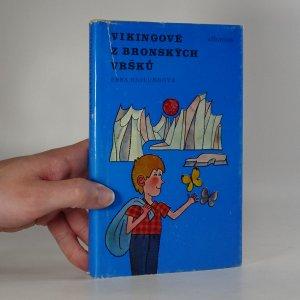 náhled knihy - Vikingové z Bronských vršků