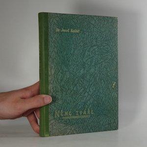 náhled knihy - Němé tváře