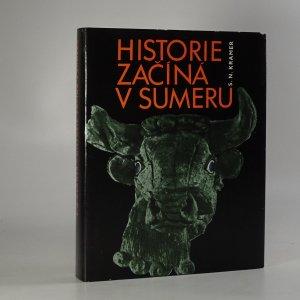 náhled knihy - Historie začíná v Sumeru