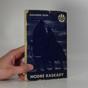náhled knihy - Modré kaskády