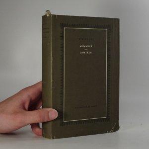 náhled knihy - Armance ; Lamiela