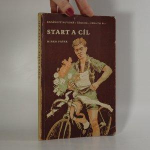 náhled knihy - Start a cíl