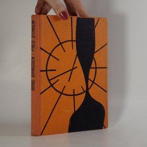 náhled knihy - Před zítřkem