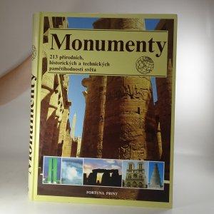 náhled knihy - Monumenty. 213 přírodních, historických a technických pamětihodností světa.