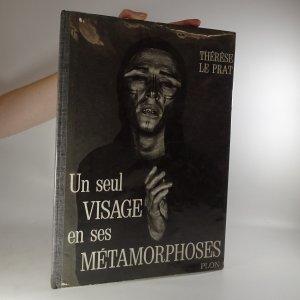 náhled knihy - Un visage en ses métamorphoses