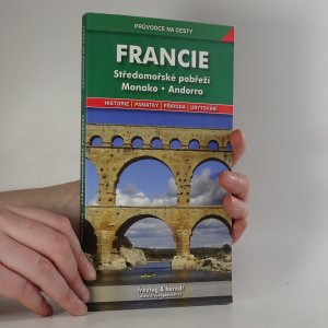 náhled knihy - Francie Středomořské pobřeží, Monako, Andorra
