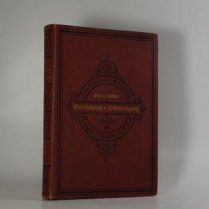 náhled knihy - Weltschöpfung und Weltuntergang (4. vydání)