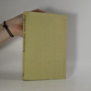 náhled knihy - Boxerské povídky