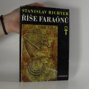 náhled knihy - Říše faraónů