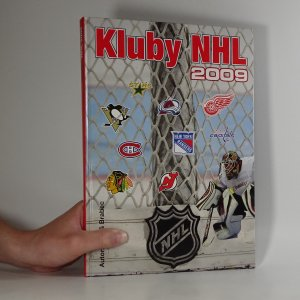 náhled knihy - Kluby NHL 2009