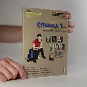 náhled knihy - Čítanka 1 k Literatuře - přehledu SŠ učiva