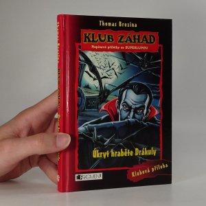 náhled knihy - Úkryt hraběte Drákuly