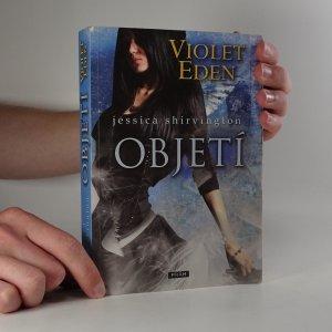 náhled knihy - Violet Eden: Objetí.