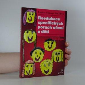 náhled knihy - Reedukace specifických poruch učení u dětí