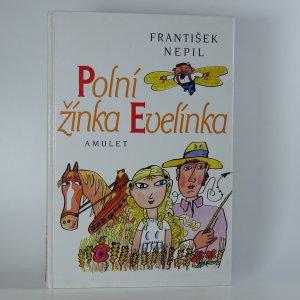 náhled knihy - Polní žínka Evelínka