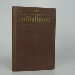 náhled knihy - Spolubojovníci o Stalinovi