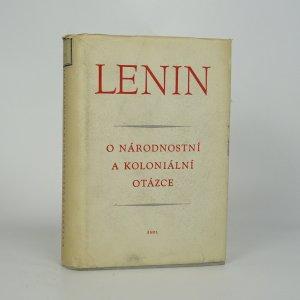 náhled knihy - O národnostní a koloniální otázce