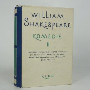 náhled knihy - Komedie II.