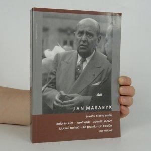 náhled knihy - Jan Masaryk : (úvahy o jeho smrti)
