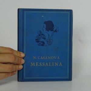 náhled knihy - Messalina. Román z doby císařského Říma.