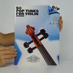 náhled knihy - 50 Pop Tunes for Violin