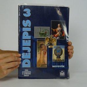 náhled knihy - Dějepis pro gymnázia a střední školy 3. Novověk