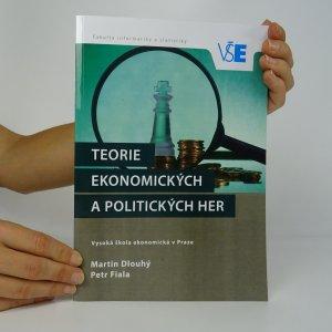 náhled knihy - Teorie ekonomických a politických her